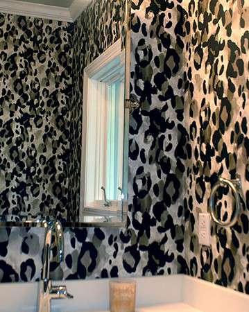 Wallcovering - Bathroom