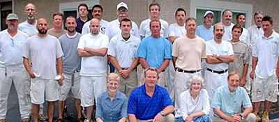 Benner Team photo